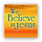 We Believe in Jesus cover art