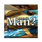 What Is Man? cover art