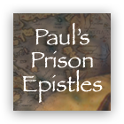 Paul's Prison Epistles cover art