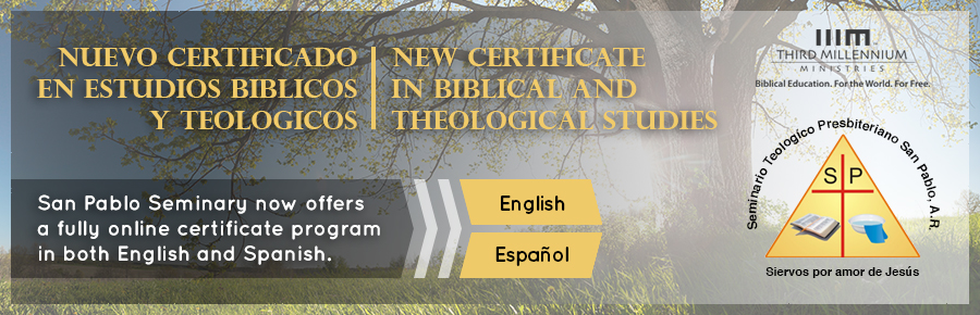 San Pablo Certificate Program