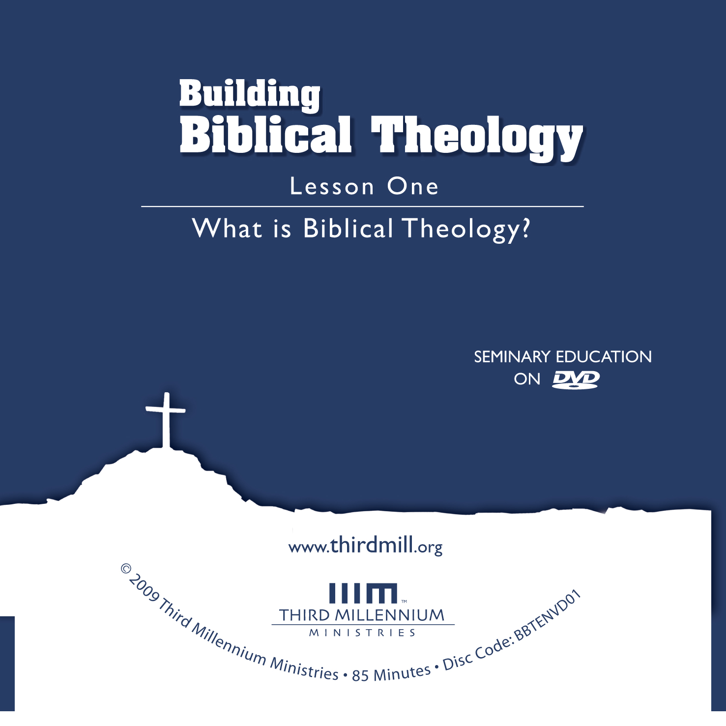 Theology: Video Series: Building Biblical Theology