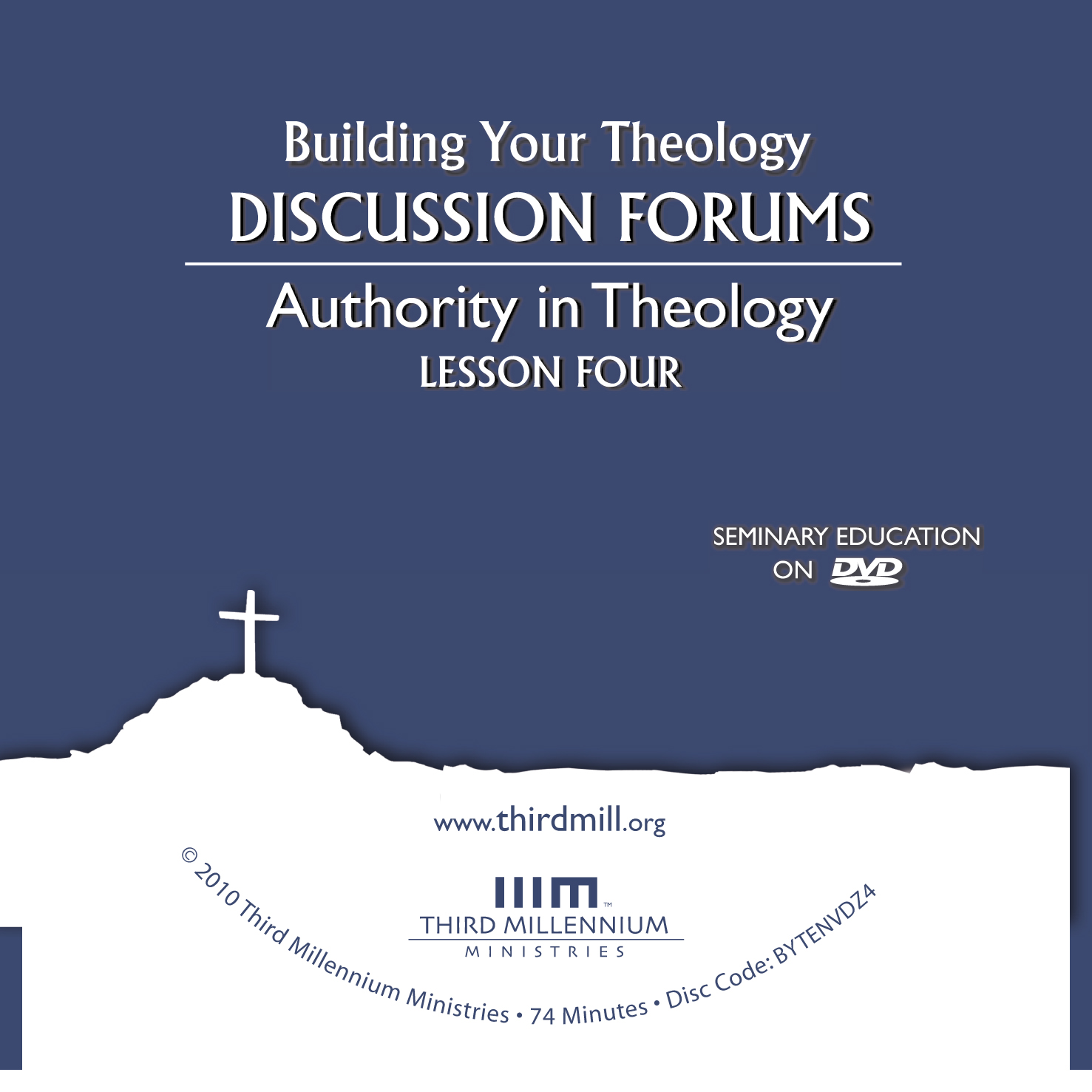 Theology: Video Series: Building Your Theology