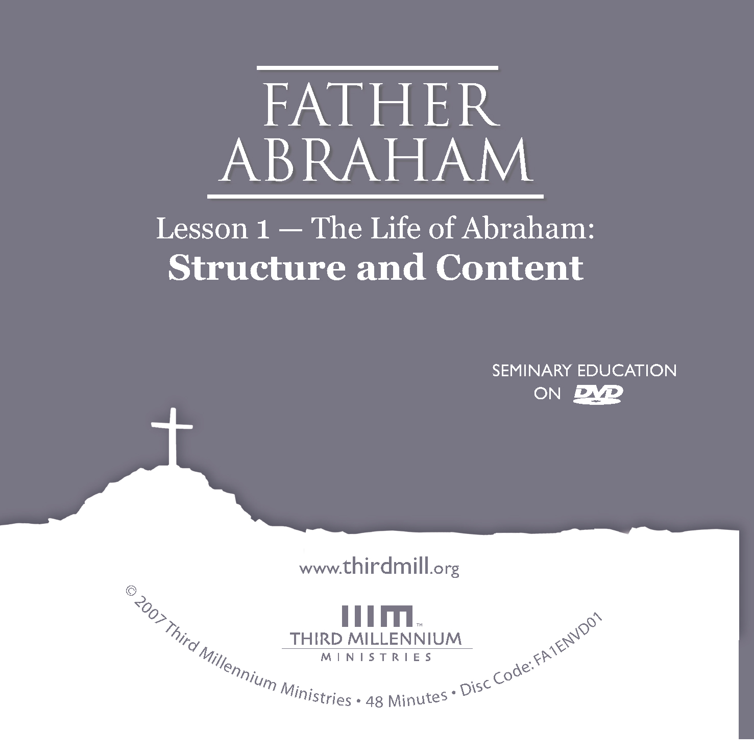 Father Abraham: The Life of Abraham: Structure and Content