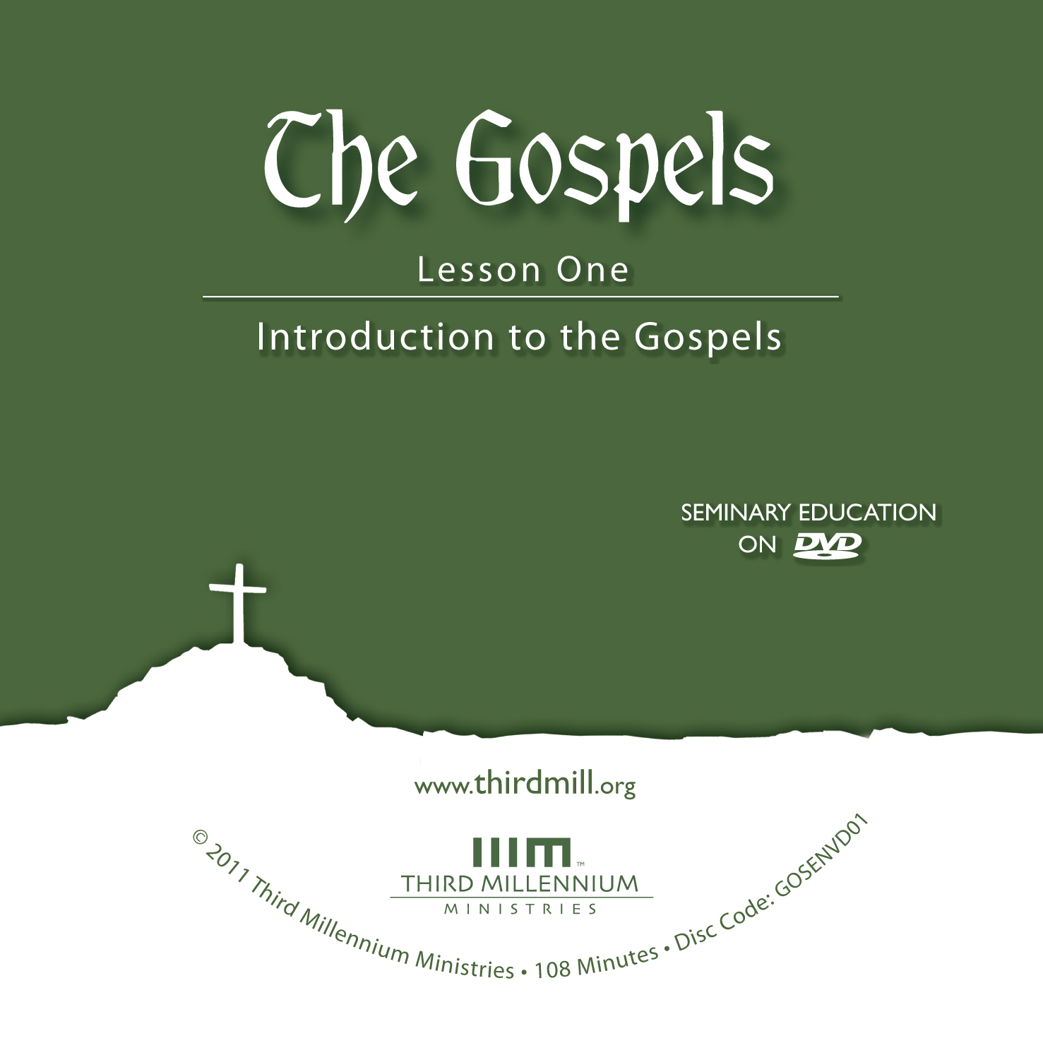 the gospels: introduction to the gospels (high definition video)