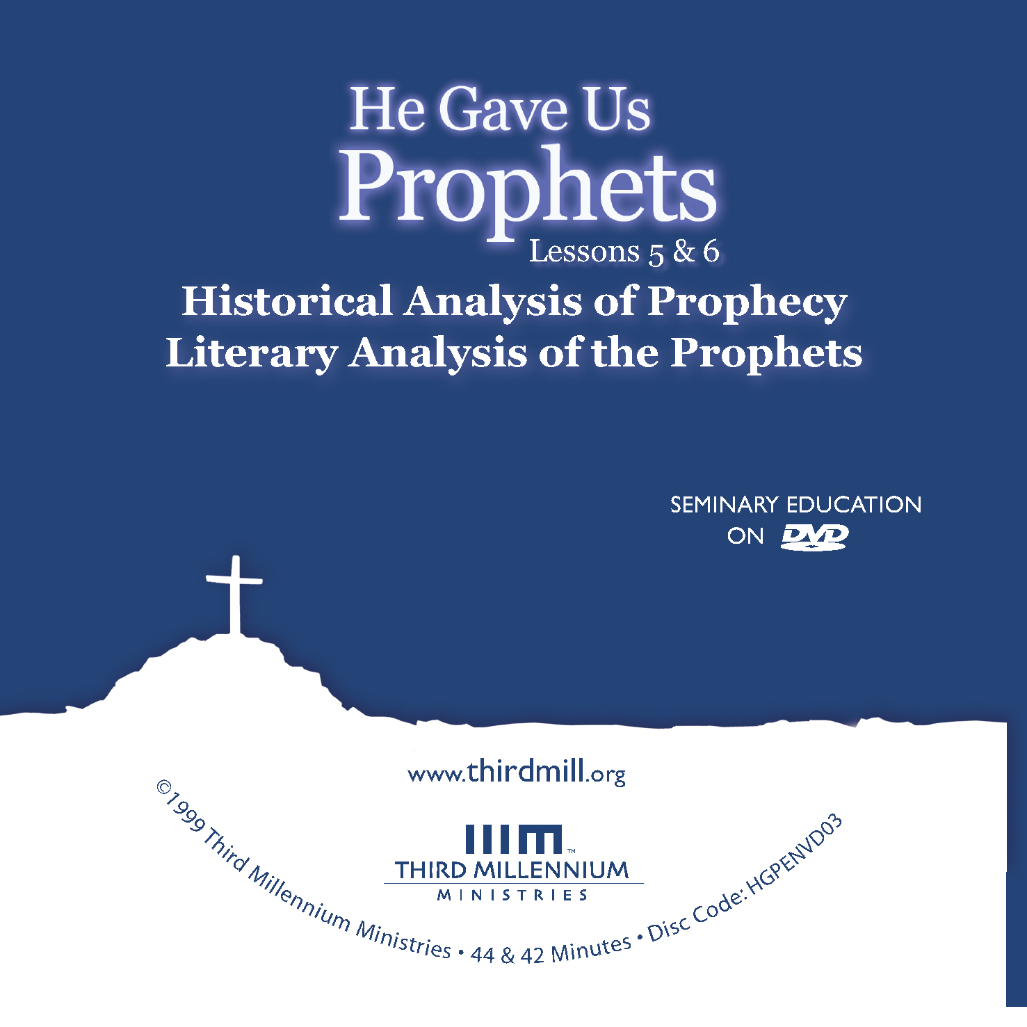 An analysis of biblical prophesy and prophets