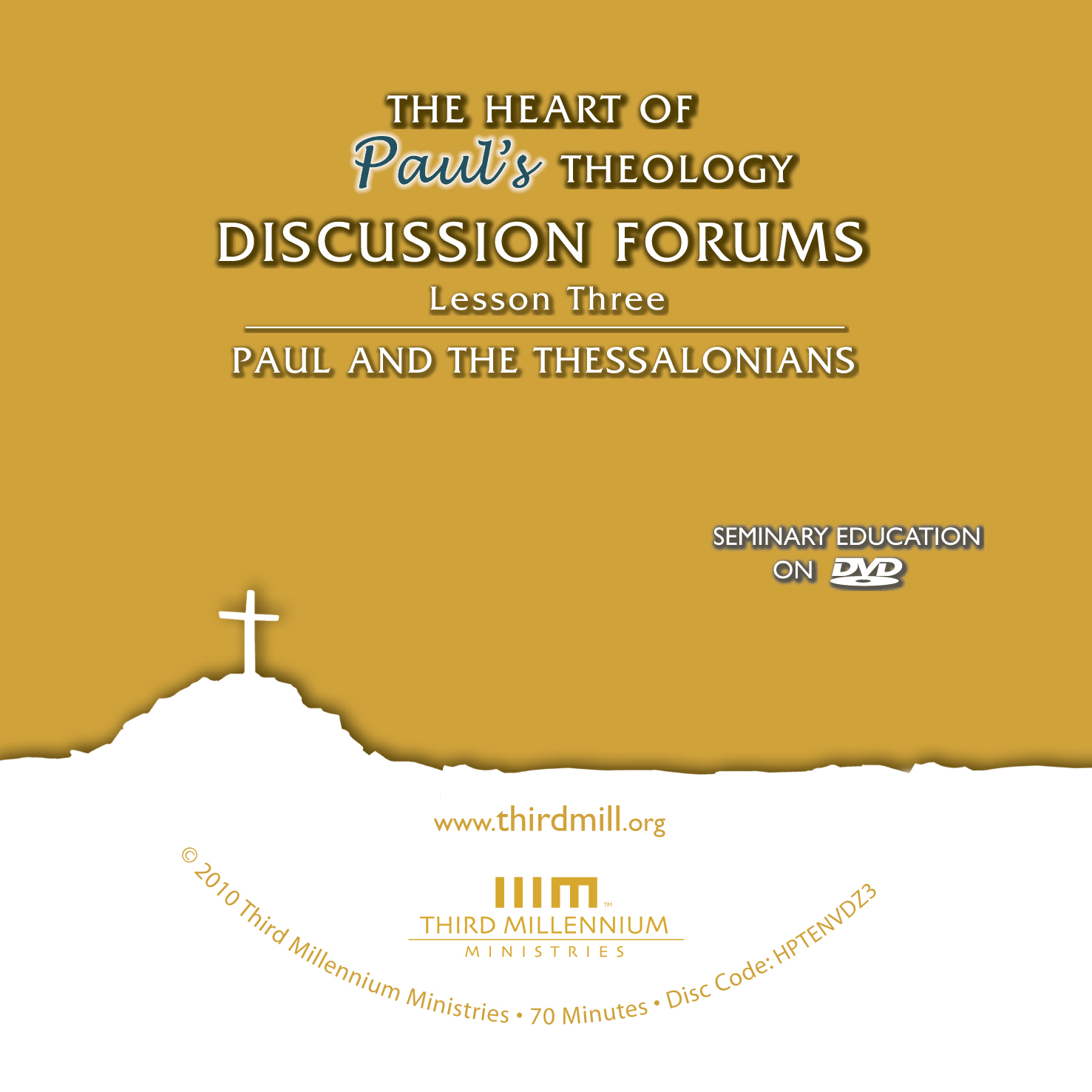 The heart of pauls theology paul and the thessalonians discussion disc art jpg fandeluxe Gallery