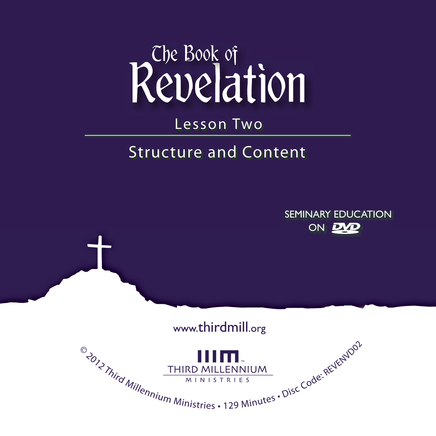 The Book of Revelation: Structure and Content (high definition video)