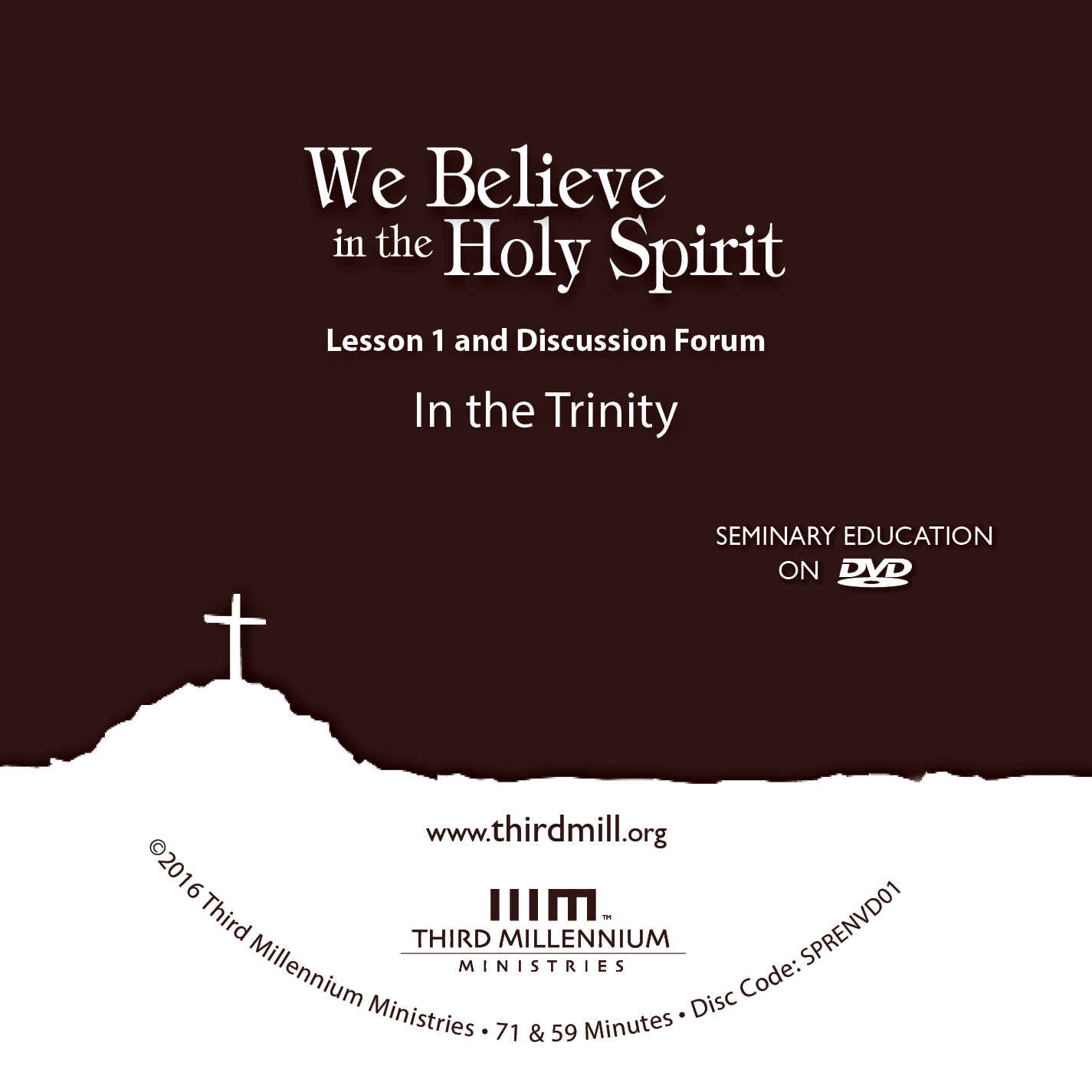 We Believe In The Holy Spirit: In the Trinity (audio)