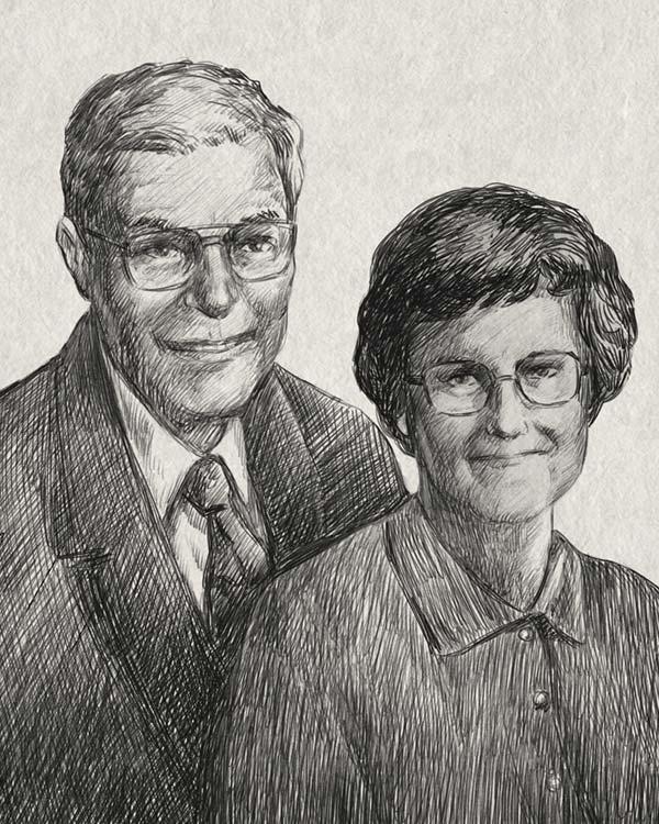 Richard L. Pratt, Sr., and Jeanne T. Pratt