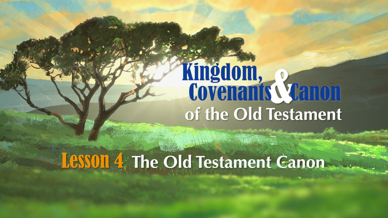 Old Testament Defination 115