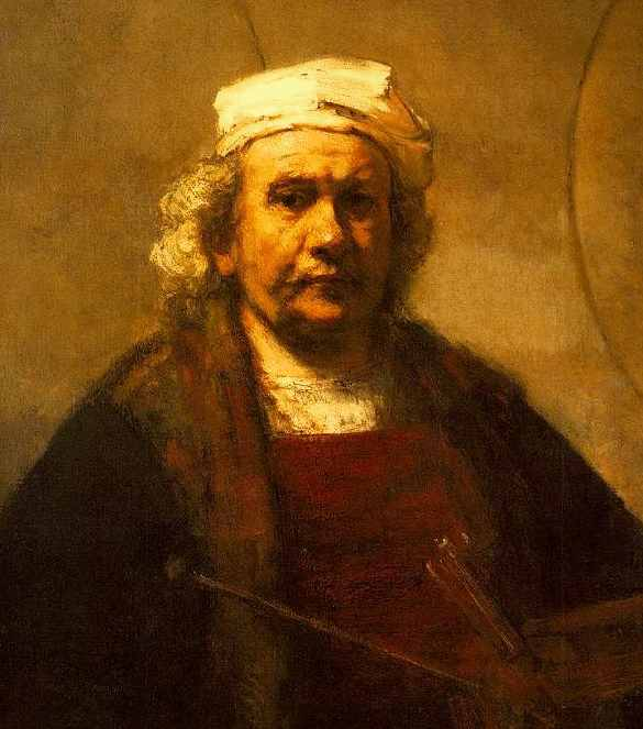 Self-Portrait, 1661