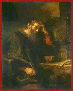 St. Paul - Rembrandt